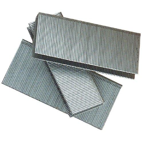 """Steelex D3939 18 g 1 mm x 1/4 """"- Acier galvanisé Couronne Boîte de 5000 agrafes"""
