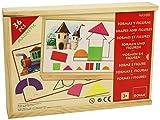 Goula - Formas y figuras, juego educativo (Diset 51353)