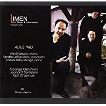 George Gershwin, Leonard Bernstein, Igor Stravinsky - Altus Trio, Klaidi Saatchi, Sandro Laffranchini, Andrea Rebaudengo