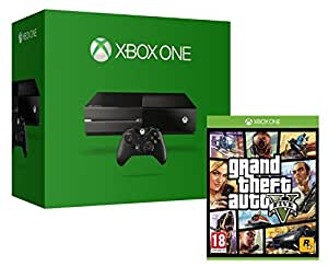 Xbox One + Grand Theft Auto V [Bundle]