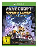 Telltale Games Minecraft Story Mode, Xbox One - video games (Xbox One, Xbox One, Adventure, telltalegames, RP (Rating Pending), DEU, Basic) by U&I Entertainment