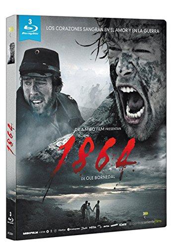 1864 (Serie TV) [Blu-ray] 51ZBnM7zpDL