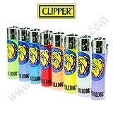 Clipper The Bulldog Amsterdam - 1 jeder Farbe