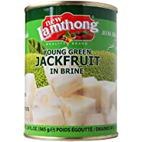 New Lamthong Young Green Jackfruit In Brine 565 g