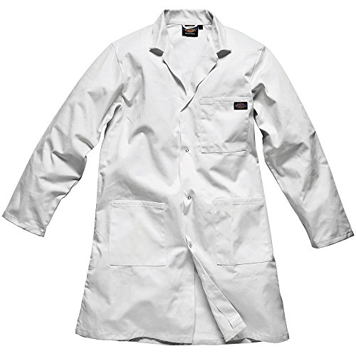 Dickies Redhawk-Cappotto Bianco Wh XL professionale, WD200