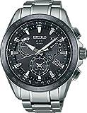Seiko Astron GPS Solar Dual Time Mens Watch SSE045J1