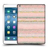 Head Case Designs Offizielle Ninola Pink Punkte Muster 2 Ruckseite Hülle für iPad Air (2013)