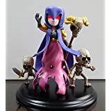 New COC Clash of Clans Game Witches Figure 6.5 Inch Toy Figure New in Box Free Sticker by Baby World