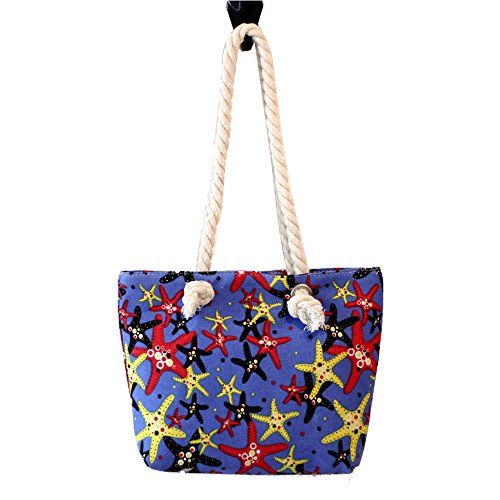 Anne, Borsa a spalla donna nero Starfish blue Starfish blue