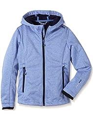 CMP – F.lli Campagnolo Softshell Jacke - Soft shell para niña, color turquesa, talla 152