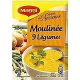 Maggi potage mouliné 9 légumes 84g - ( Prix Unitaire ) Envoi Rapide Et Soignée