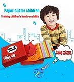 Kit Activités Manuelles Enfants MAKFORT Loisir Creatif Découpage Enfant