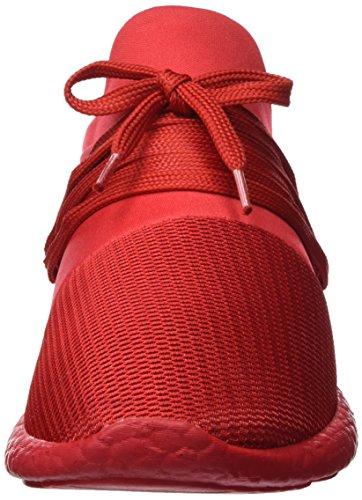 Tamboga 1118, Scarpe da Ginnastica Unisex - Adulto Rot (Red 02)