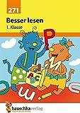 Produkt-Bild: Besser lesen 1. Klasse (Deutsch: Besser lesen, Band 271)