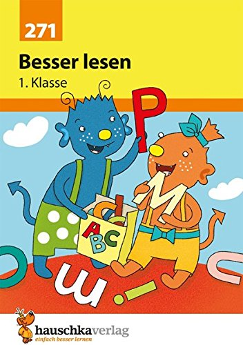 Besser lesen 1. Klasse (Deutsch: Besser lesen) (Lernen, Bücher Zu Schreiben)