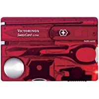 Victorinox Jelly Swiss Card Lite Red