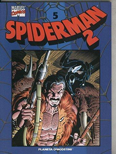 Coleccionable Spiderman volumen 2 numero 05