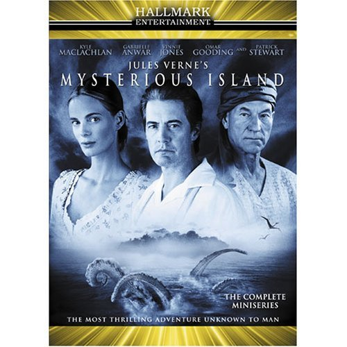 Jules Verne's Mysterious Island: The Complete Miniseries