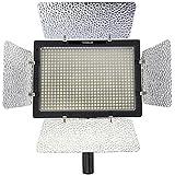 Yongnuo YN-600 lumière video Pro LED camescope pour Canon Nikon + commande infrarouge LF274