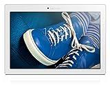 Lenovo Tab 10 Tablet (10.1 inch, 16GB, WiFi), Pearl White