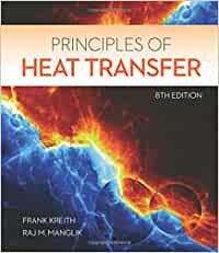 principles of heat transfer kreith pdf