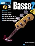 fasttrack m?thode de basse volume 2 cd