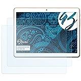 Bruni Schutzfolie für XIDO Z90 Folie - 2 x glasklare Displayschutzfolie