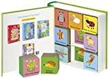 Animal World: 9 Mini Board Book Box Set (Clever Mini Board Books)