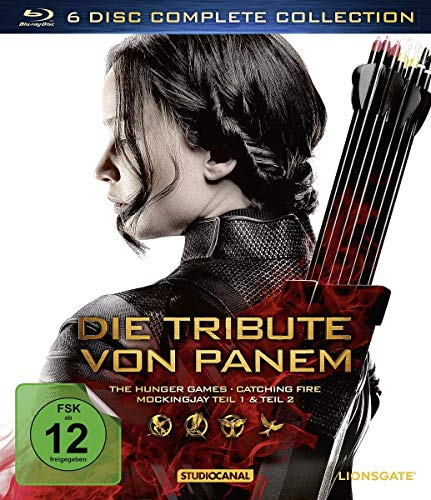 Die Tribute von Panem - Complete Collection [Blu-ray] -