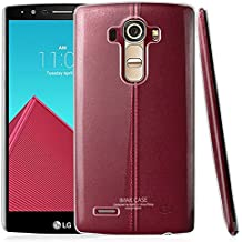 Funda LG G4, Imak Serie 2 Protector LG G4 Marco Bumper Carcasa Rígida LG G4 Ultra Slim Cover Case Transparente