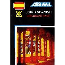 Using Spanish (1 livre + coffret de 4 CD) (en anglais)