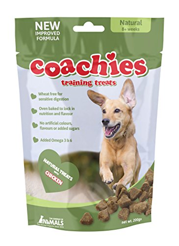 Coachies Naturals Training Treats (Size: 200g)