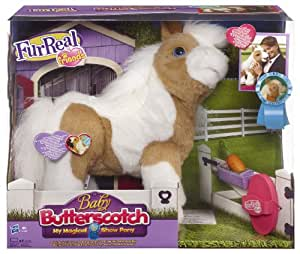 Fur Real - 521941480 - Peluche Interactive - Butterscotch - Mon Poney Prince Caramel