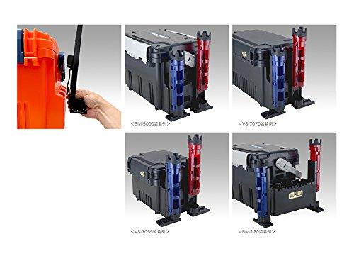Rutenauflagen Effizient Berkley Bootsrutenhalter Horizontal Rod Rack Rutenhalter Rutenständer F 6 Ruten HüBsch Und Bunt