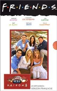 Friends - L'Intégrale Saison 8 : Épisodes 1 à 24 - Coffret 4 VHS