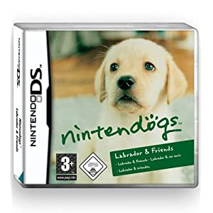Nintendogs – Labrador & Friends