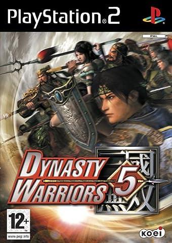 Dynasty Warriors 5 [import anglais]