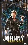 Johnny Allume Le Feu : Stade De France (Live) [VHS]