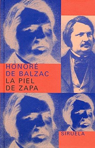 La piel de zapa (Libros del Tiempo)