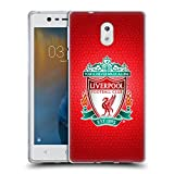 Official Liverpool Football Club Red Pixel 1 Crest 2 Soft