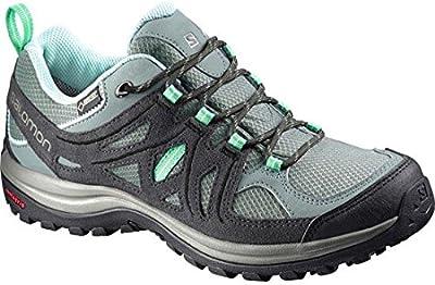 Salomon L37920100, Zapatillas de Senderismo Mujer