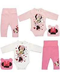 Minnie Mouse 3teiliges Baby Set