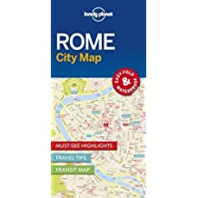 Lonely Planet Rome City Map (Travel Guide) by Lonely Planet (2016-09-20)