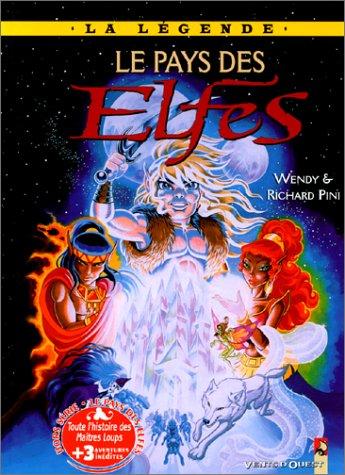 Le Pays des elfes - Elfquest, hors-série du 20e anniversaire : La Légende