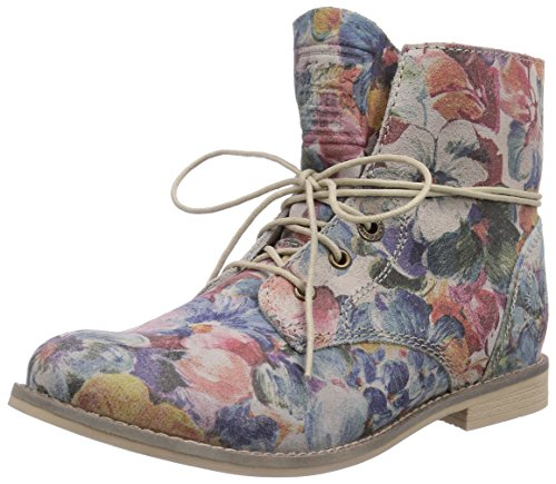 Oliver Desert s Mehrfarbig 25203 Multi Boots Damen 990 Flower dqAOSA6pWB