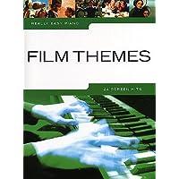 Really Easy Piano: film themes con matita–-24con melodie film molto leggera per pianoforte u.a. fissato in la favola hafte mondo di Amélie, e molti altri–ideale per principianti e principianti (Note musicali/sheet music)