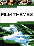 Really easy Piano: FILM THEMES mit Bleistift -- 24 beliebte Filmmelodien sehr leicht gesetzt für Klavier u.a. aus DIE FABELHAFTE WELT DER AMELIE und viele andere mehr - ideal für Anfänger und Wiedereinsteiger (Noten / sheet music)