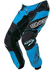 ONeal Element Racewear - Cuissard long - bleu/noir 2017 Cuissard long vtt