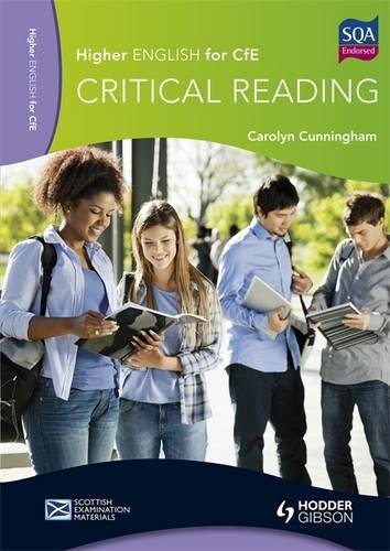 Higher English for CfE: Critical Reading