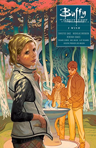 Buffy: Season Ten Volume 2 - I Wish (Buffy the Vampire Slayer: Season 10, Band 2) (Buffy Vampire Slayer Halloween)